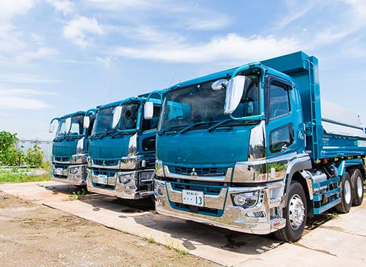 産業廃棄物の収集・運搬